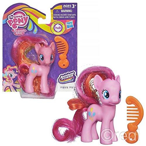 Mein kleines Pony Pinkie Pie Styling Puppe - Rainbow Power - Actionfiguren