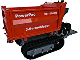 PowerPac Dreiseitenkipper RC1000DS-D