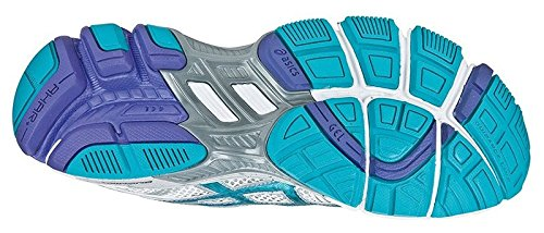 GT 1000 - Womens - White/Turquoise/Purple