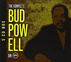 The Complete Bud Powell on Verve