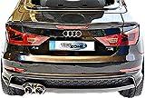 Kinderfahrzeug Kinder Elektro Auto Ride On Audi A3 Cabriolet mit Licht und Sound 12V 2xMotoren mit Fernbedienung