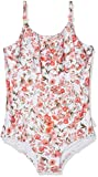 Seafolly Wild Poppy Ruffle Tank, Maillot Une Pièce Fille