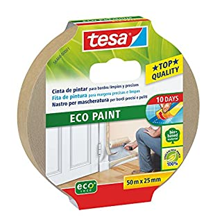 Tesa 56460-00001-00 Cinta De Pintor Eco Paint Para Perfiles Rectos (B00WMOS2FW) | Amazon Products