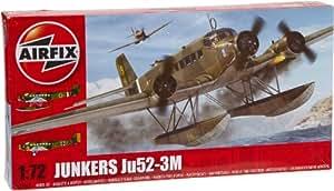 Airfix A05008 Junkers Ju52-3M 1:72 Scale Series 5 Plastic Model Kit