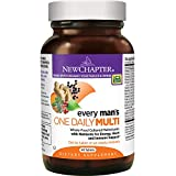 Best New Chapter Vitamins And Supplements - New Chapter Every Man's One Daily Men's Multivitamin Review