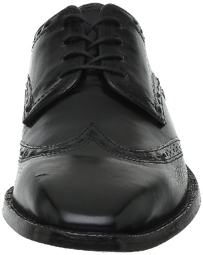 Melvin & Hamilton Jeff 1, Chaussures basses homme Noir (Crust Black)