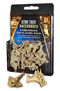 Gale Force Nine GF9ST014 Star Trek: Ascendancy-Cardassian Ship Pack, Spiel.