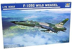 Trumpeter 1618 - F-105G Wild Weasel Importado de Alemania