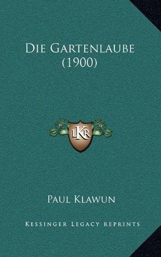 Die Gartenlaube (1900)
