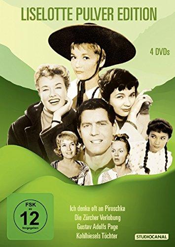 Bild von Lieselotte Pulver Edition [4 DVDs]