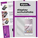 dipos I 2X Schutzfolie klar passend für Huawei Nova Folie Bildschirmschutzfolie