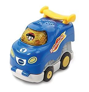 VTech Tut Tut Baby Flitzer 80-500604 vehículo de Juguete - Vehículos de Juguete (Azul, Coche, De plástico, 1 año(s), 5 año(s), Niño/niña)