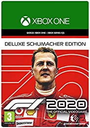 F1 2020 Deluxe Schumacher | Xbox - Codice download