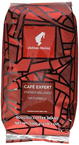 Julius Meinl Kaffee - WIENER MELANGE - Naturmild 1000g Bohnen