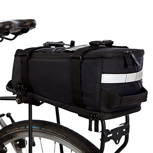 BTR Deluxe fahrradtasche gepäckträger wasserdicht