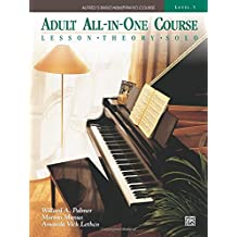 Alfred's Basic Adult All-in-One Piano Course: Level 3