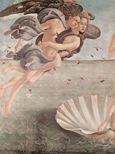 Lais Puzzle Sandro Botticelli - Nascita di Venere, particolare 2000 pezzi