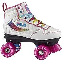 Fila Mujer Vanity White Roller Skate, Mujer, Vanity White, weiß, 30