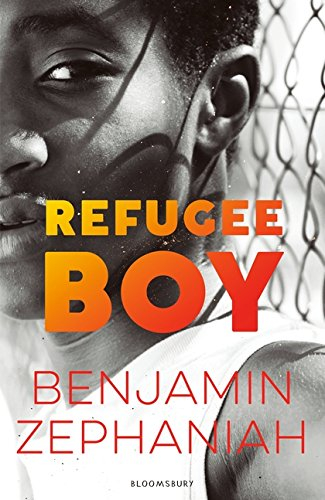Refugee Boy por Zephaniah Benjamin