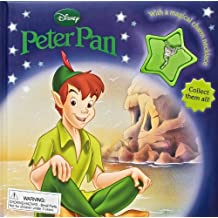 Disney's Peter Pan (Charm Book) (Disney Charm Book) by Parragon Books (2012-04-01)