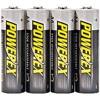 Batteria NiMH ELV Powerex Mignon AA 2700 mAh