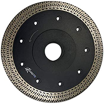Segmenth/öhe: 5 mm Spezial f/ür Marmor // GFK // Kunststoffe Amboss SPG 50P Diamant-Trennscheibe /Ø 115 mm x 22,2 mm galvanisch