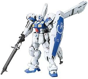 Bandai - RE Gundam GP04 Gerbera Set Costruzioni, 1/100