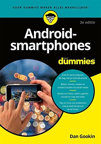 Android-smartphones voor dummies (Dutch Edition)