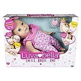 Luvabella newborn, Bambola neonata interattiva con espressioni e movimenti realistici, 6047317