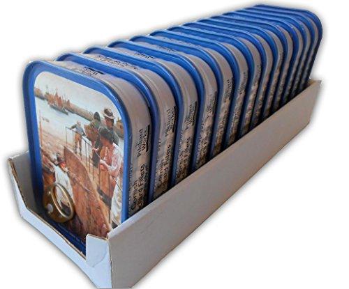 Filetti Sardine MSC da Cornovaglia in Olio Extra Vergine di Oliva 14 x 100g