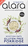 Alara Scottish Oats Porridge Flakes Organic Gluten Free 500 g (Pack of 3)