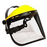 Viwanda Gesichtsschutz mit Maschenvisier, Top Qualität, CE EN1731, ANSI Z87.1