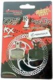 Formula Bremsbelag Organisch inkl. Feder RX