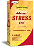 Enzymatic Therapy Fatigued To Fantastic Adrenal Stress End, 60 Capsules by Enzymatic