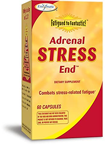 Enz Therapy Adrenal Stress-End 60 Caps