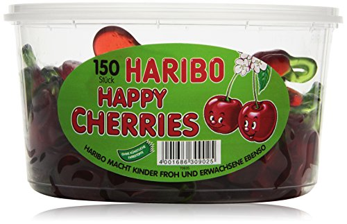 Haribo Happy Cherries, 1.2 kg
