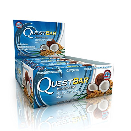 Quest Nutrition Protein Bar Coconut