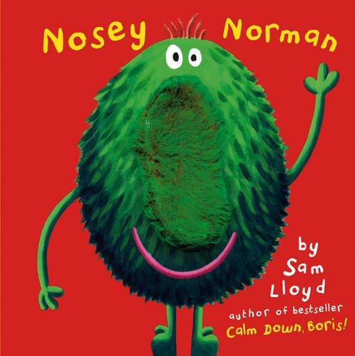 Monster Mates: Nosey Norman (Mini Monster Mates) (sam lloyd Series) por Sam Lloyd