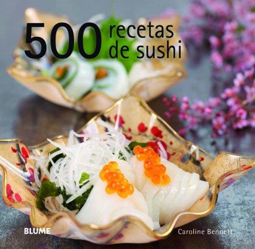 500 recetas de sushi