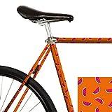 MOOXI-Bike Fahrrad-Folie