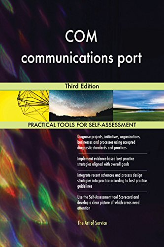 COM communications port Third Edition (English Edition) Communications Port