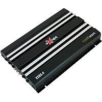 Excalibur X280.4 - Amplificador (4 canales, 1120W, 92dB)