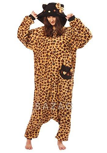 Fleece Pyjama Kigurumi - Hello Kitty Herzmuster beige (Hello Kitty Pyjama Kostüm)