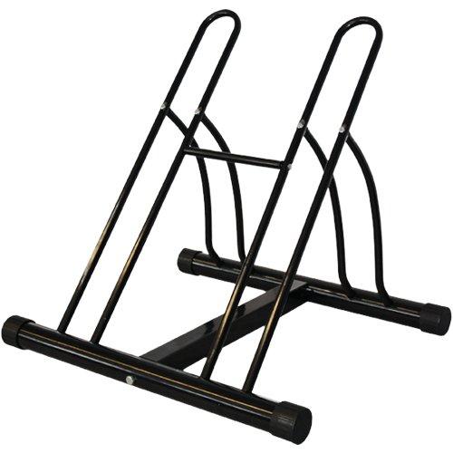 Torrex 30173 Fahrradständer / Aufstellständer für 2 Räder