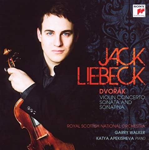 Dvorák: Concerto for Violin and Orchestra in A minor, Op. 53; Violin Sonata in F, Op. 57 and Violin Sonatina in G, Op. 100