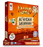 Kaadoo African Savannah Migration Mania Edition Board Game - Best Reviews Guide