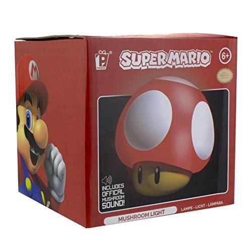 Super Mario Champignon lumière avec son, Multi 5