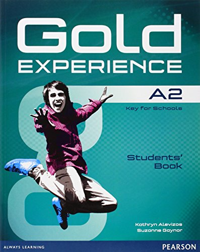 Gold experience A2. Students' Book + DVD-ROM por Kathryn Alevizos