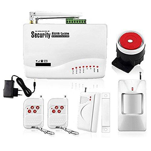 Alarma inalámbrica dual GSM