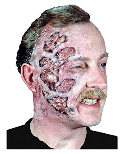 Horror-Shop Burn Scar Brandopfer ()